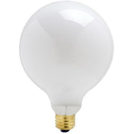 Globe Electric 70965 60 Watts Inside White Vanity Globe Light Bulb - 5 inch , Pack Of 6 ...