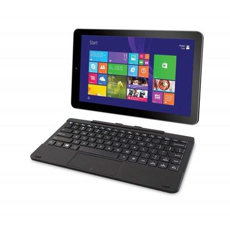 "Refurbished RCA Cambio 10.1"" 2-in-1 32GB Tablet Intel Atom Core Processor Windows 10"