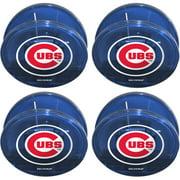 MLB Chicago Cubs Magnetic Chip Clip Set, 4pk