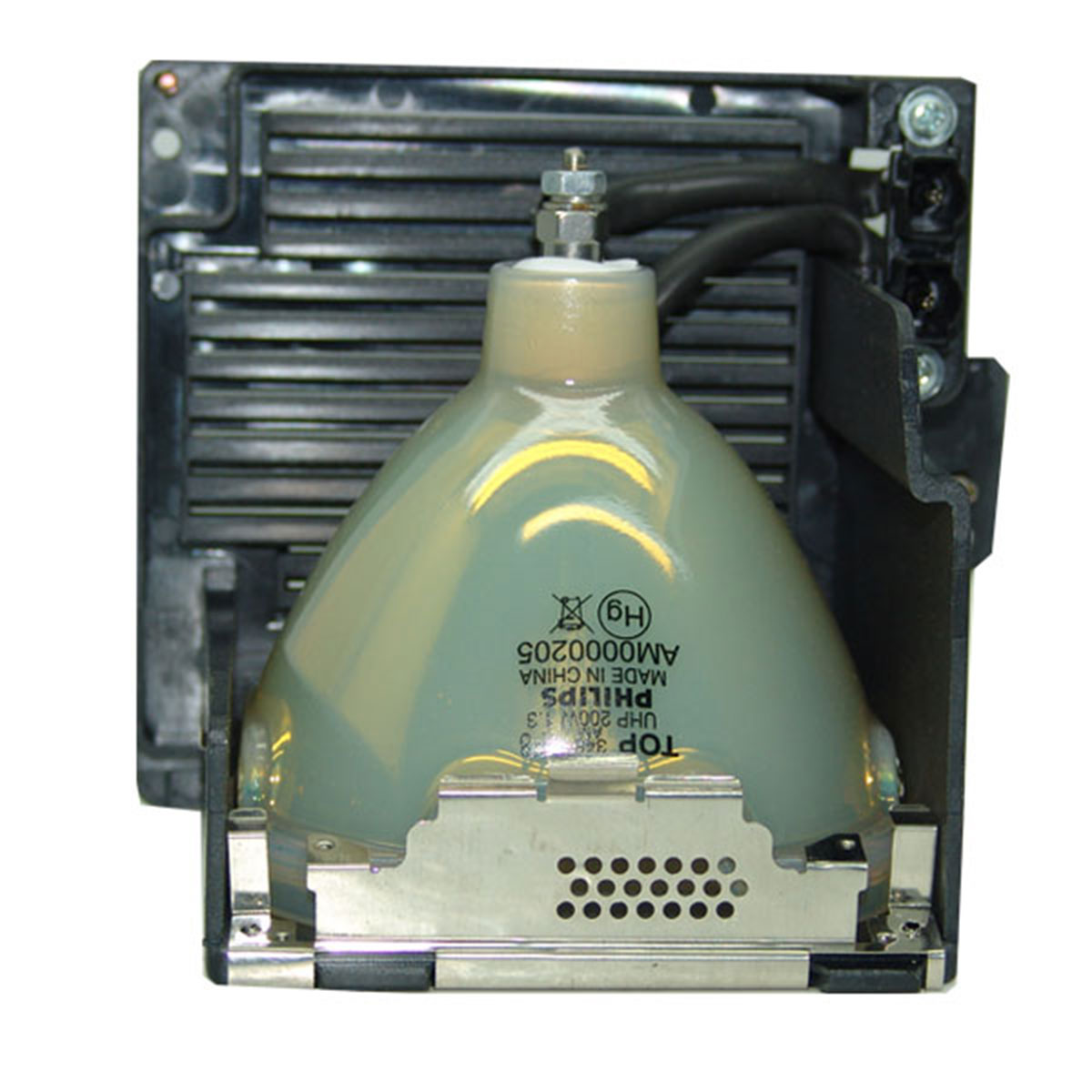Original Philips Projector Lamp Replacement for Eiki LC-X985 (Bulb Only) - image 3 de 5