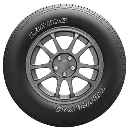 Uniroyal Laredo Cross Country Tour Highway Tire 265/70R17 (Telemark Cross Country)