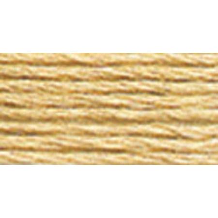 DMC Pearl Cotton Skein Size 5 27.3yd-Very Light Tan Dmc Tapestry Wool Skein