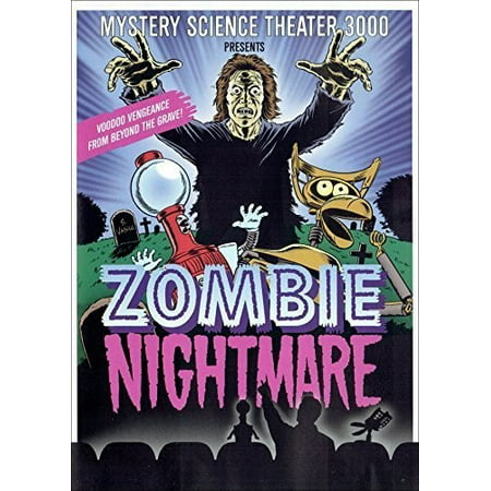 Mystery Science Theater 3000: Zombie Nightmare (DVD)