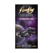 Fantasy Flight Games GF9FIRE010 Firefly - The Game Esmeralda Expansion