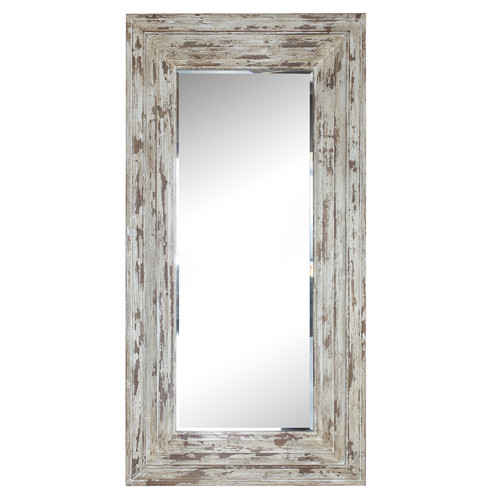 August Grove Floor Mirror by