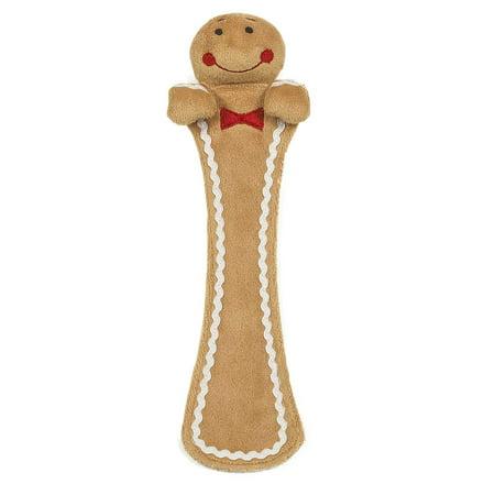 Holiday Gingerbread Man Plush Bookmark  Ganz Holiday Page Pals Bookmark Ganz Page Pal