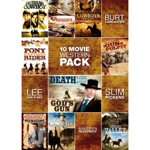 10-Movie Western Pack, Vol. 2