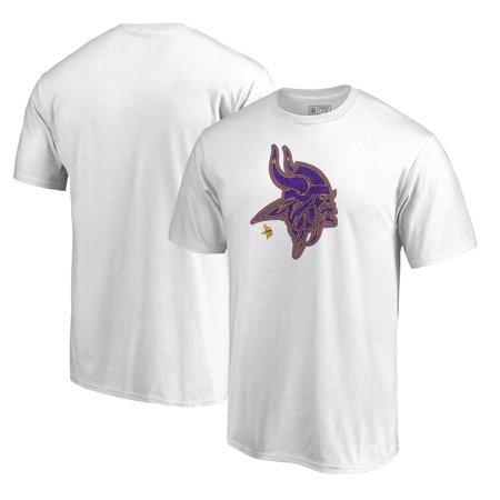 02a9277ea Minnesota Vikings NFL Pro Line by Fanatics Branded Big   Tall Training Camp  Hookup T-Shirt - White - Walmart.com