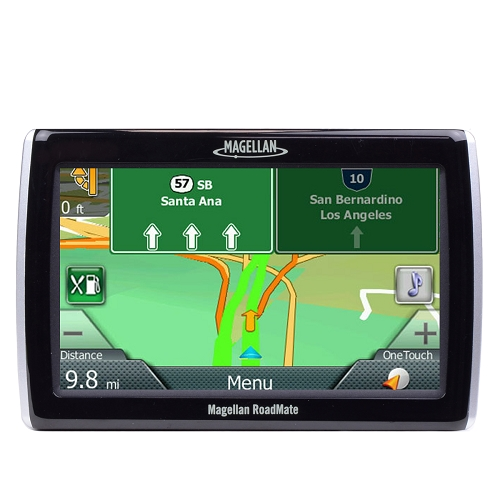 """Magellan Roadmate 3045 4.7"""" Touch Portable GPS Car Navigation System w/ Maps"""