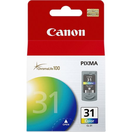 Canon, CNMCL31, CL31 Color Ink Tank, 1 Each