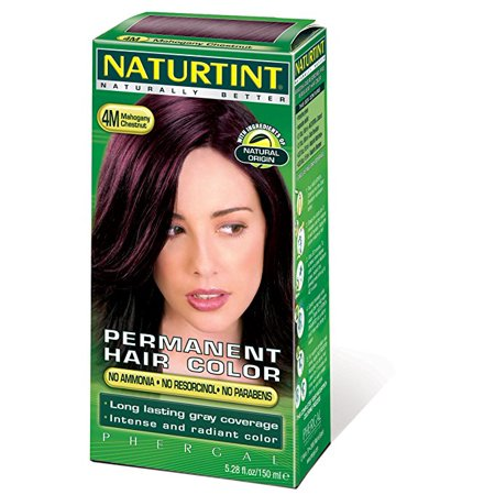 Naturtint Permanent Hair Color 4M Mahogany