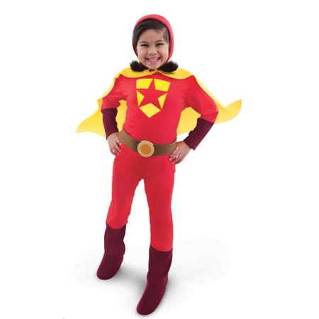 Child Word Girl Costume (Kids Exclusive Costumes)