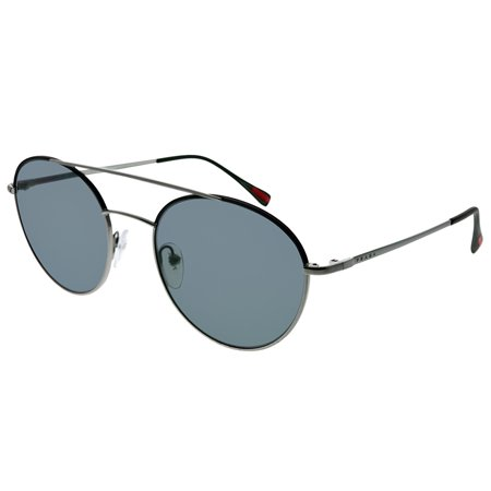 Prada Linea Rossa 51SS Sunglasses 290255 Gunmetal
