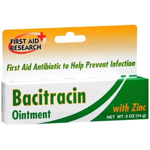 First Aid Research First Aid Ointment With Zinc 0.50 oz (Pack of 3)