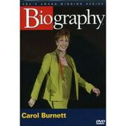 Biography Carol Burnett (A&E DVD Archives) by