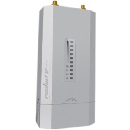 Ubiquiti RM5-Ti RocketM5 Titanium 5GHz GPS airMAX BaseStation 50+km 150+Mbps PoE
