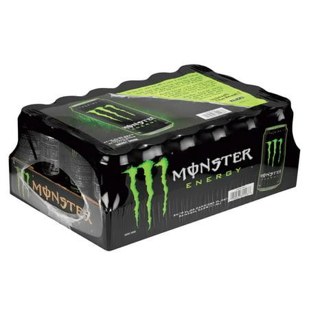 Monster Energy Drink Original, 16 Fl Oz