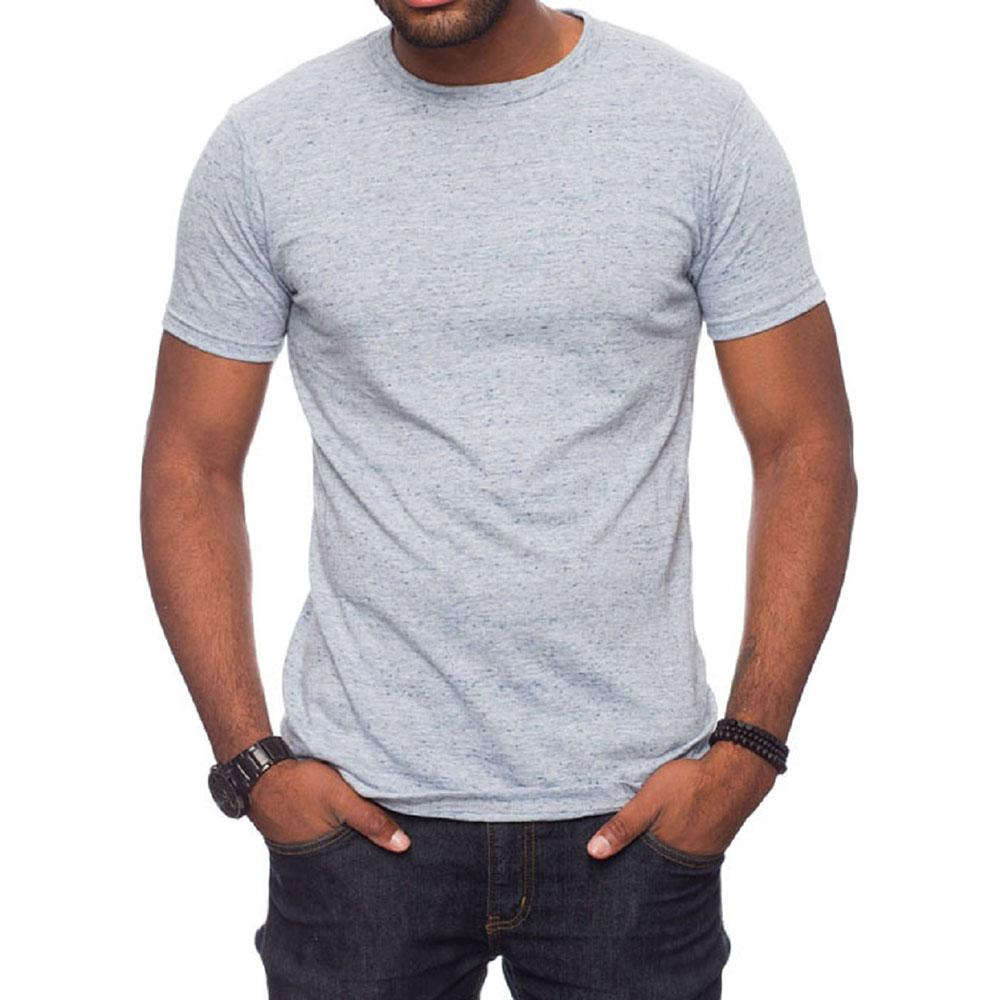 Triblend Classic Fit Crew Neck T-Shirt - image 1 de 8