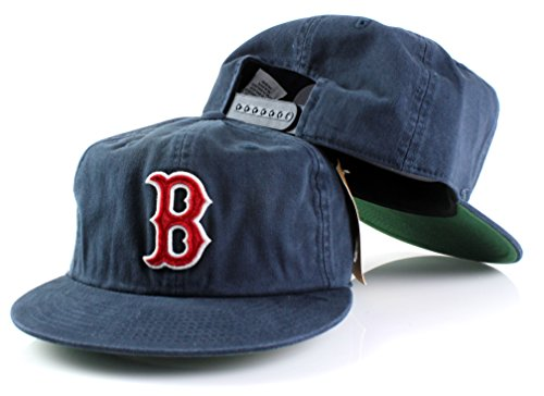 c8be1c26360 ... czech mlb american needle basic retro baseball cotton twill adjustable  snapback hat boston red sox 06e26