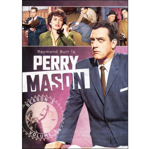 Perry Mason: Season 3, Vol. 1 (Full Frame)