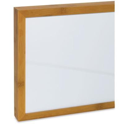 Blick Gallery Bamboo Frame - 16'' x 20'' x 1-3/8'', Light Bamboo