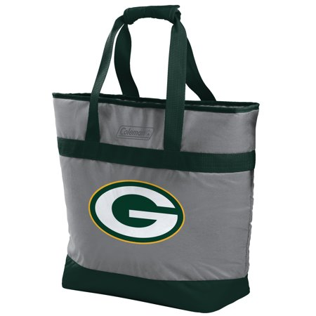 Green Bay Packers Cue Stick (Rawlings NFL 30 Can Soft Tote Cooler, Green Bay Packers )