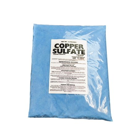 Crystal Jeweled Handbag - Copper Sulfate Fine Crystals - 10Lb Bag
