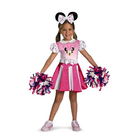 MINNIE MOUSE CHEERLEADER 2T (Thomas The Train Costume 2t)