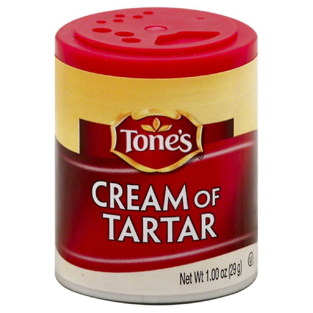 Tones Cream of Tartar, 1.1 Oz (Pack of 6)