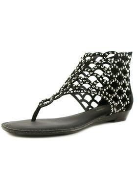 bc3a45b821f Product Image Zigi Soho Melaa Women Open Toe Canvas Black Sandals