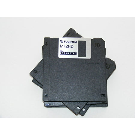 LAMINATED POSTER Fdd Computers Formated Floppy Storage Disk Ibm Poster Print 24 x 36