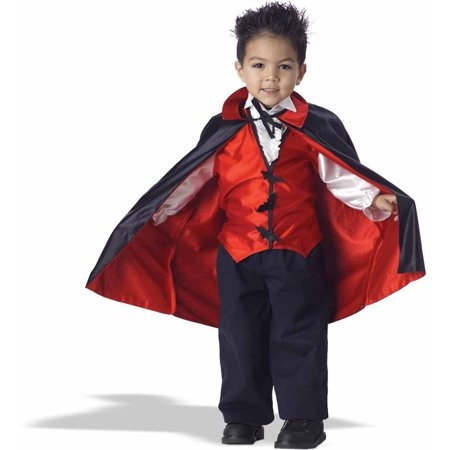 Vampire Boys' Toddler Halloween Costume](Male Vampire Makeup Halloween)
