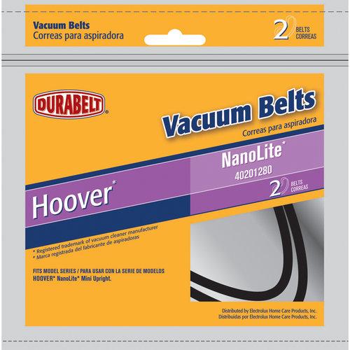 Durabelt Vacuum Belt, Hoover Nanolite