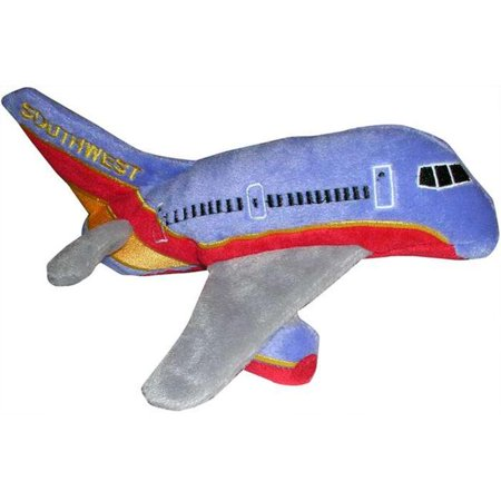 - Daron Southwest Airlines Plush Toy Airplane with Sound