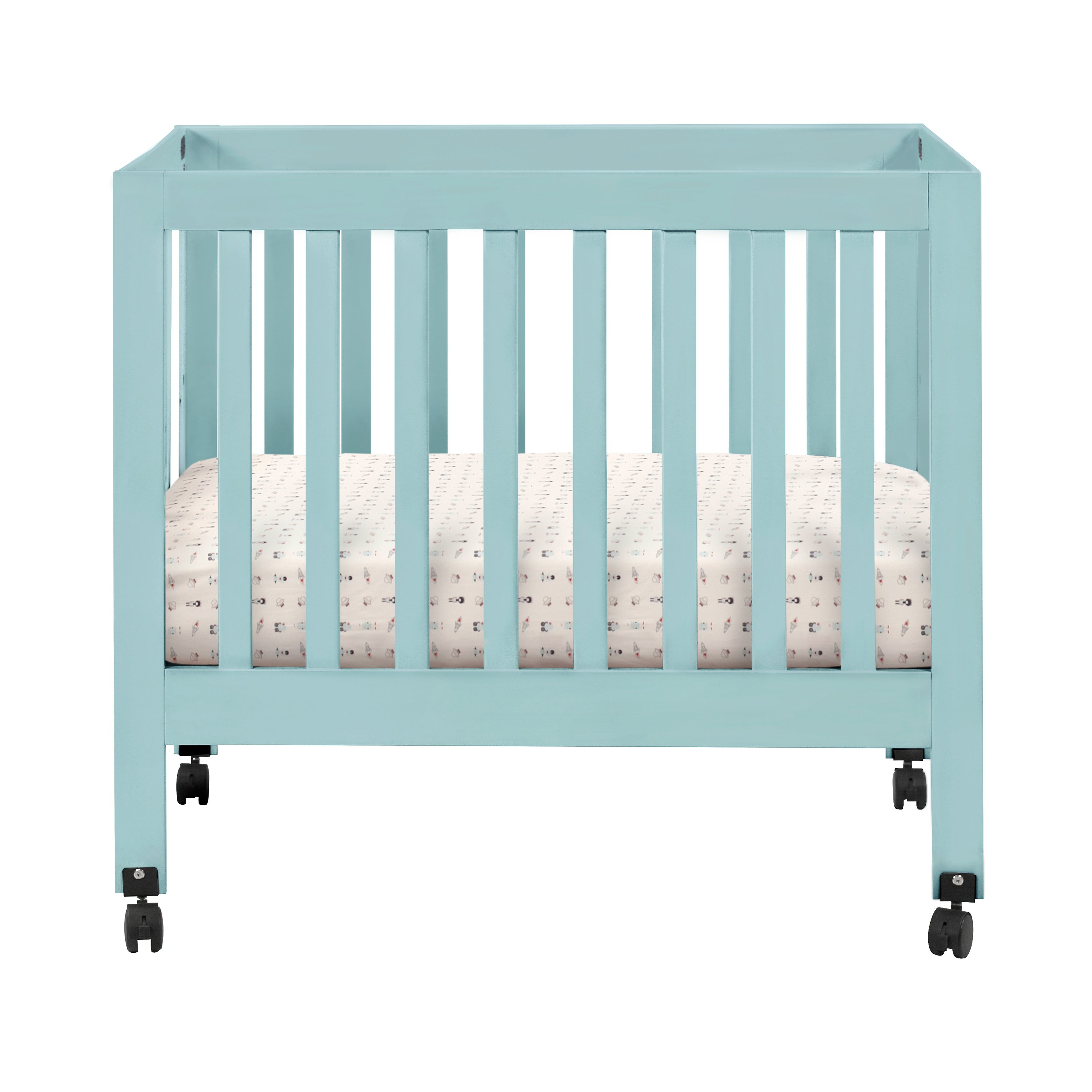 Babyletto Origami Mini Portable Crib by Babyletto