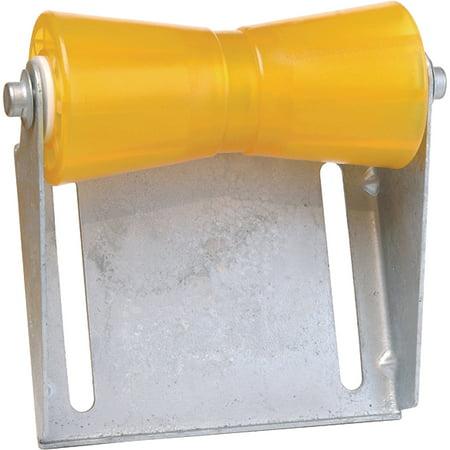 Keel Roller Bracket Assembly (Tie Down Engineering Galvanized Steel Panel Bracket)