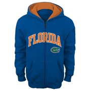 Florida Gators NCAA 2014 Full Zip Hooded Men's Sweatshirt - Blue
