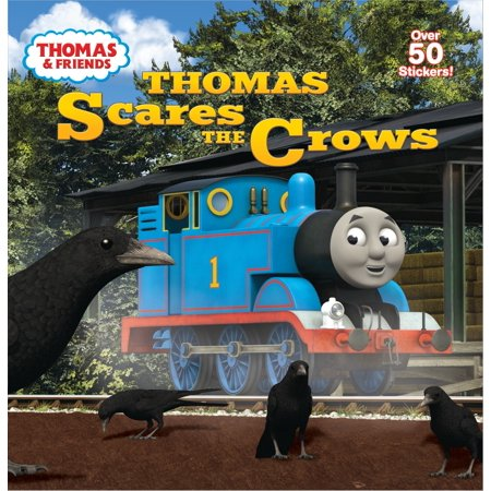 Thomas Scares the Crows (Thomas & Friends) - Scare Your Friends Prank