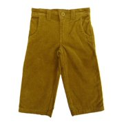 Healthtex Infant & Toddler Boys Brown Corduory Pants