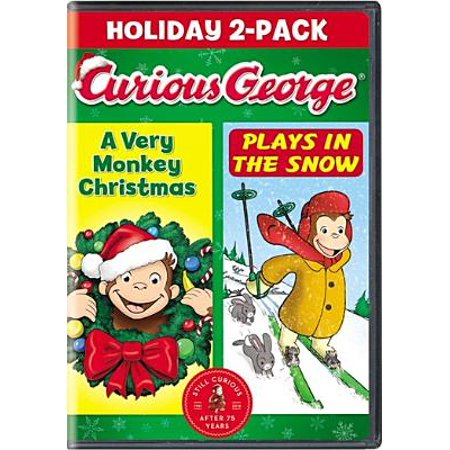 Curious George: Holiday Collection (DVD)