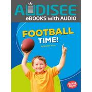Football Time! - eBook