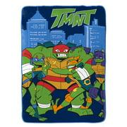 TMNT Ninja Night Blanket