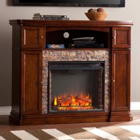 Southern Enterprises Hillcrest Electric Fireplace