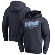 Old Dominion Monarchs Double Bar Pullover Hoodie - Navy