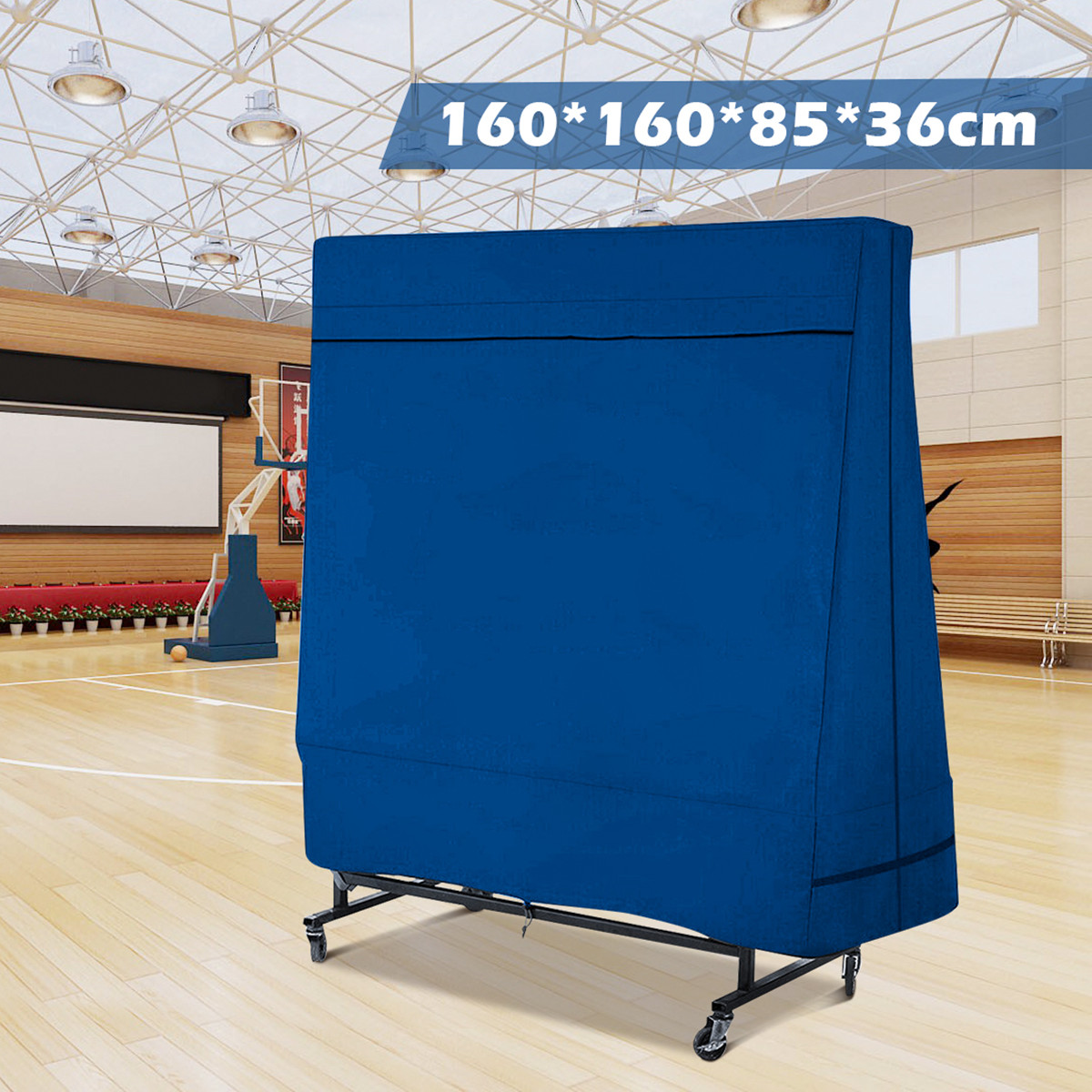 Waterproof Indoor//Outdoor Table Tennis Cover Ping Pong Table Protective Sheet