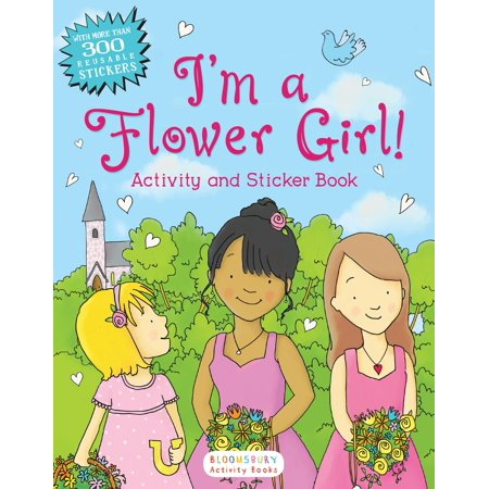 American Girl Stickers - I'm a Flower Girl!: Activity and Sticker Book