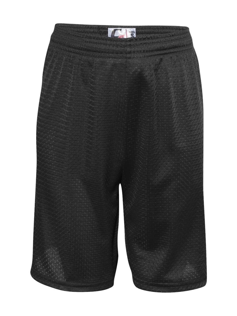 C2 Sport Athletics Mesh Youth Shorts