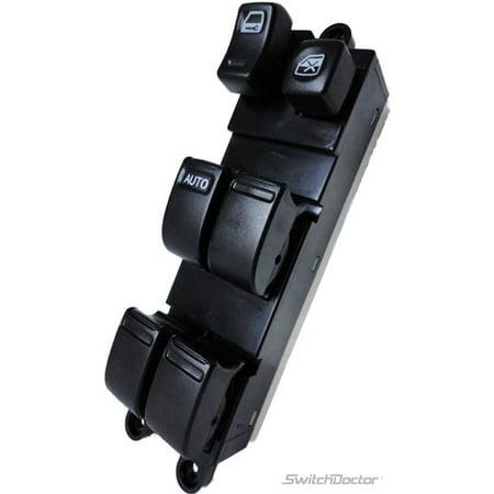 Nissan Altima Window Switch - Nissan Altima Master Power Window Switch 2007-2010 (2007 2008 2009 2010) (electric control panel lock button auto driver passenger door)