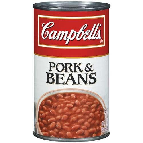Campbell's Pork & Beans, 28 oz