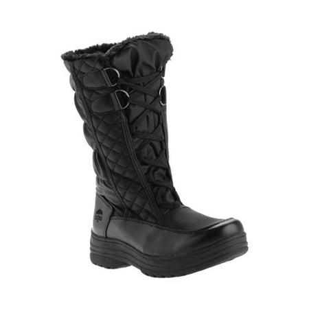 Totes Deborah Waterproof Winter Snow Boot - Womens